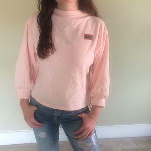 Preppy sweater